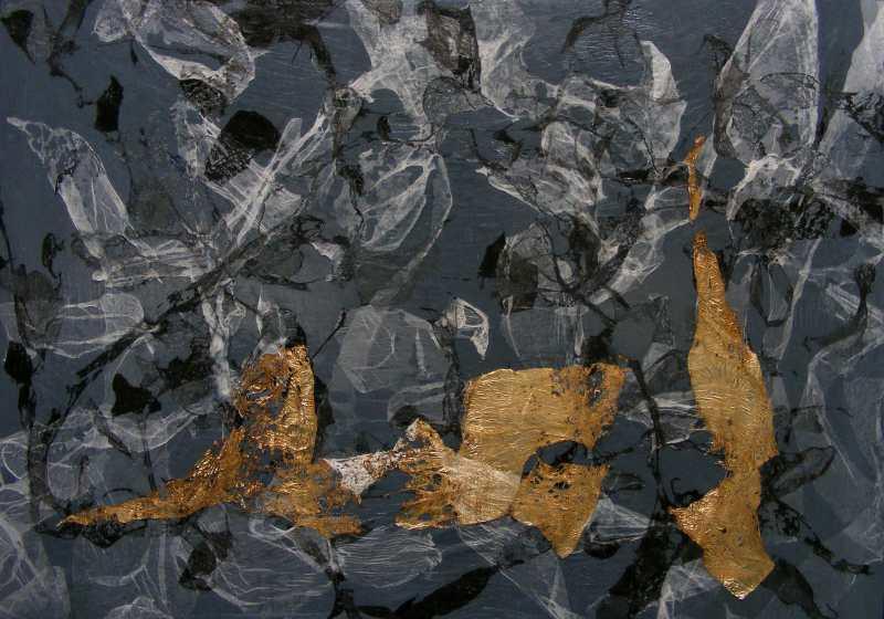 Plastic Footprints von Knut Kargel